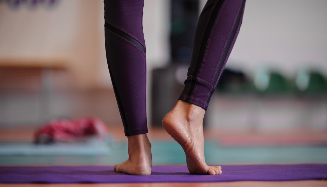 Tapis de yoga durable