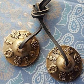 Tingsha Cymbales