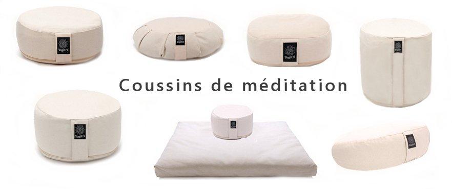 coussins de m ditation marque yogitri. Black Bedroom Furniture Sets. Home Design Ideas