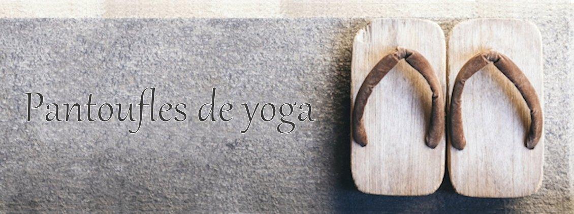 Pantoufles de Yoga