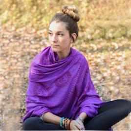 Châle de Méditation