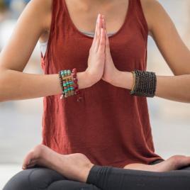 Tops de Yoga femme