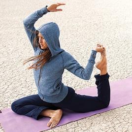 Veste et Gilet de Yoga femme