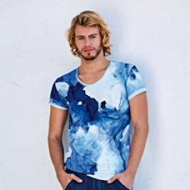T-Shirt de Yoga homme