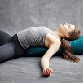 Traversin de Yoga