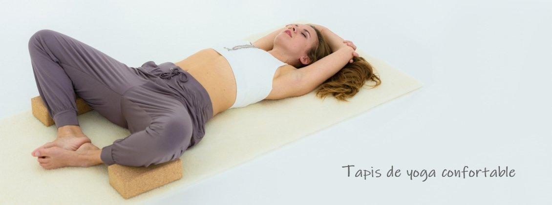 Tapis de Yoga confortable