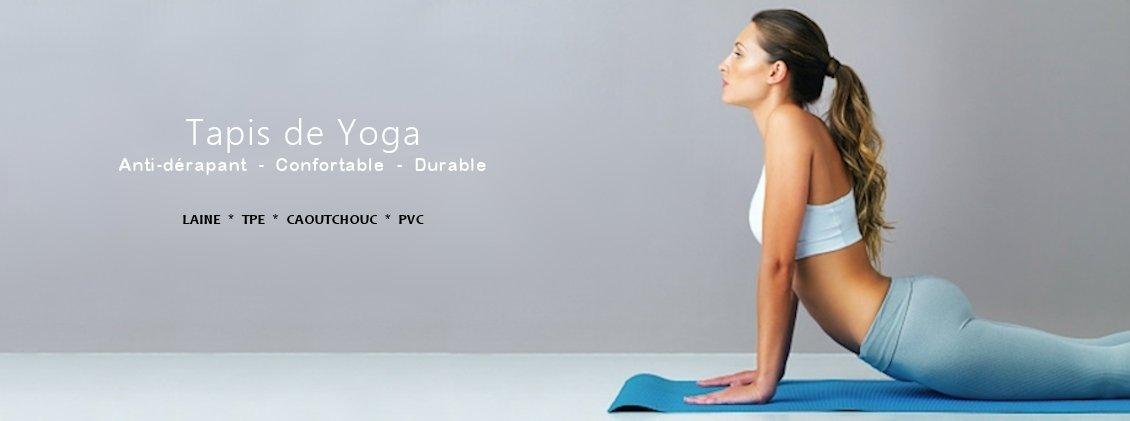 Tapis de Yoga Collection
