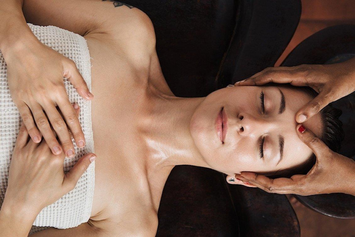 Ayurvedique-massage